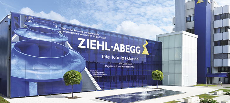 Success Story: Ziehl-Abegg optimizes Sales Processes with Microsoft Dynamics 365 and ORBIS